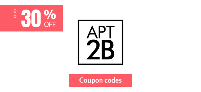 Apt2B coupons