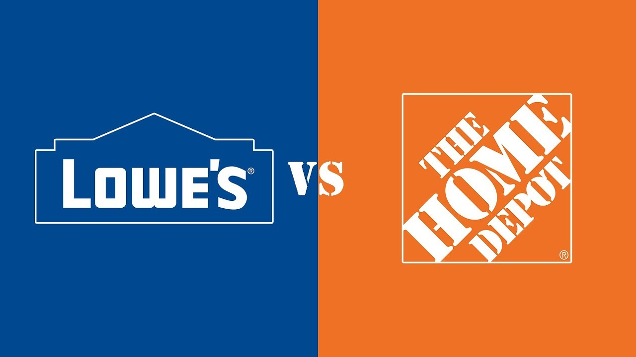 Lowes vs Home Depot