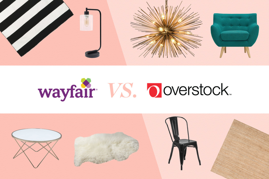 Wayfair vs Overstock
