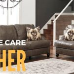 Care leather furniture
