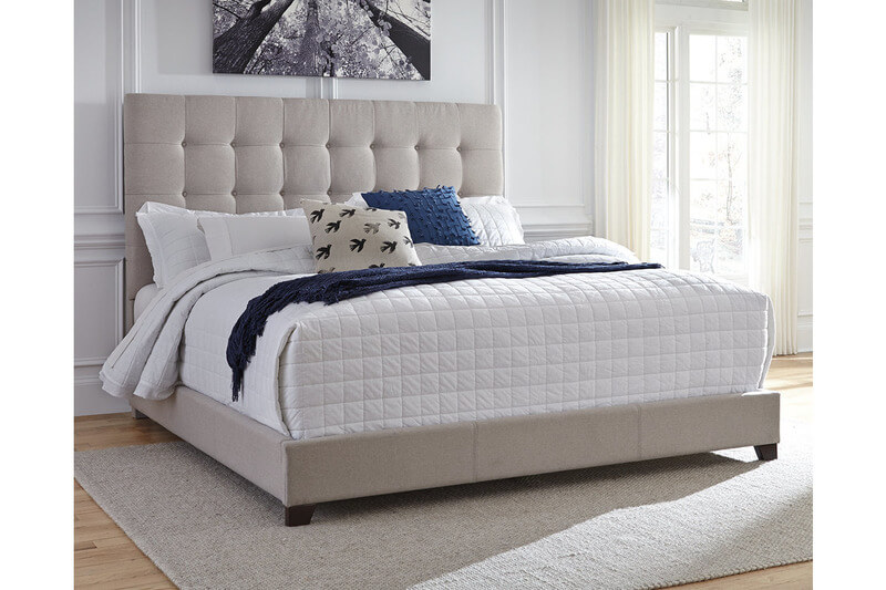 Dolante Queen Upholstered Bed / $199.99