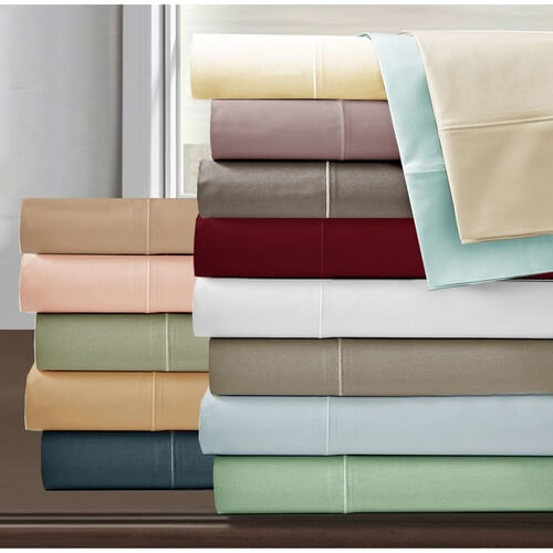 Luxury Deep Pocket 800 Thread Count Egyptian Cotton Sheet Set from $89.99