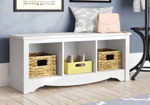 Hayman Storage Bench / $149.99
